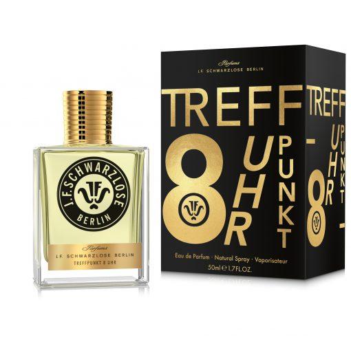 schwarzlose berlin Parfume - Treffpunkt 8 Uhr