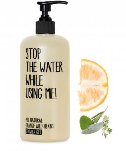 Shower Gel Orange Wild Herbs