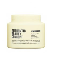 replenish mask authentic beauty concept
